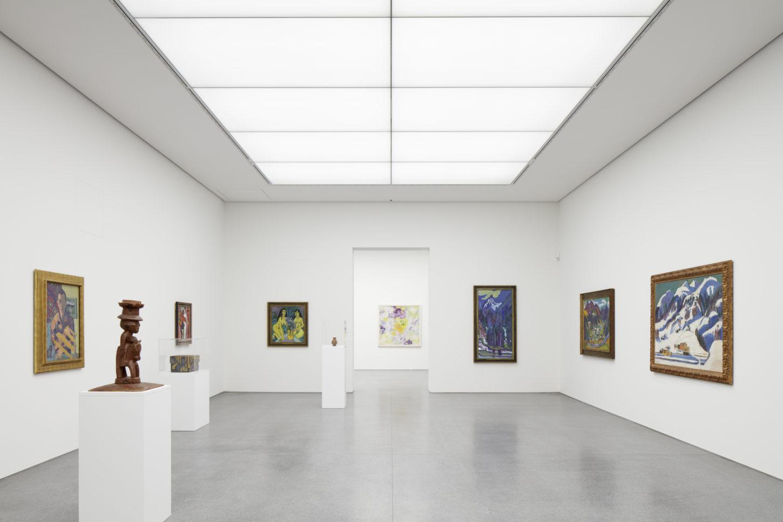 Kunstmuseum Chur_Saal Erweiterungsbau©Ralph Feiner