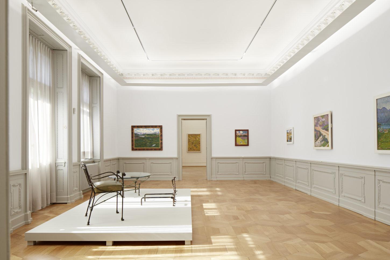 Kunstmuseum Chur_Saal Villa Planta©Ralph Feiner