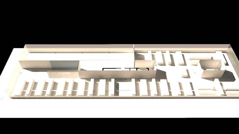 3D Modell Architektur Rendering
